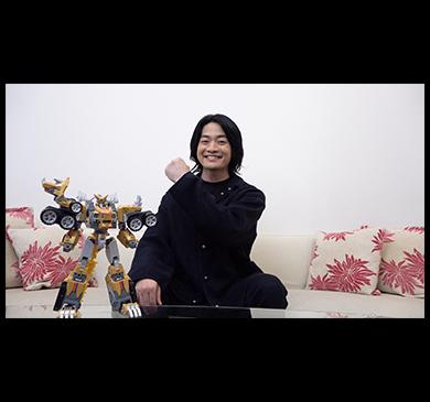 福山潤さんからメッセージが到着!