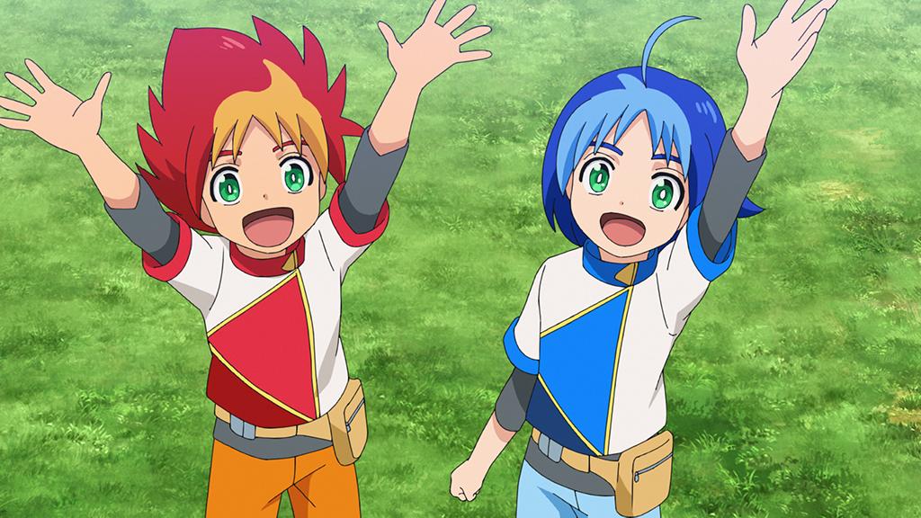 「ライドオン! トミカ絆合体アースグランナー!」